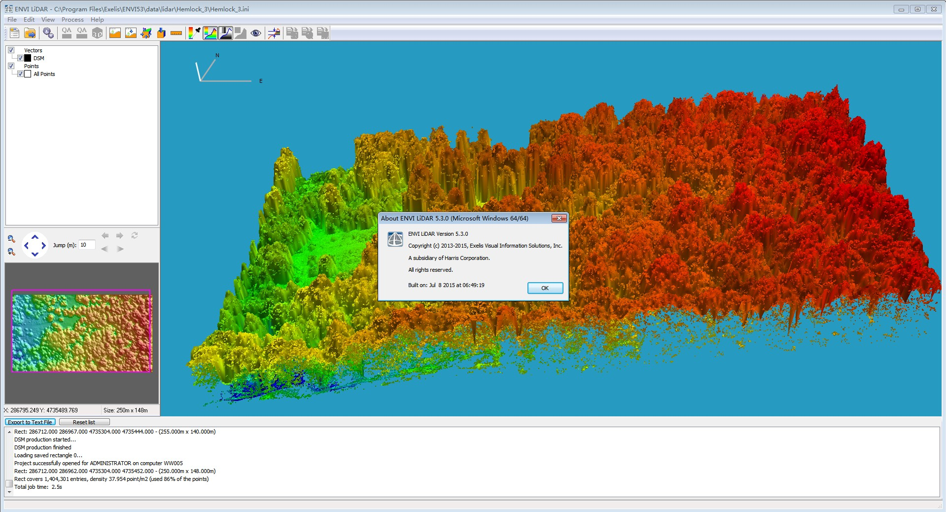 Working with LiDAR 5.3 full license