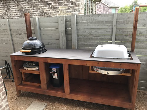 Outdoor Kitchen Project | by Okie Boys