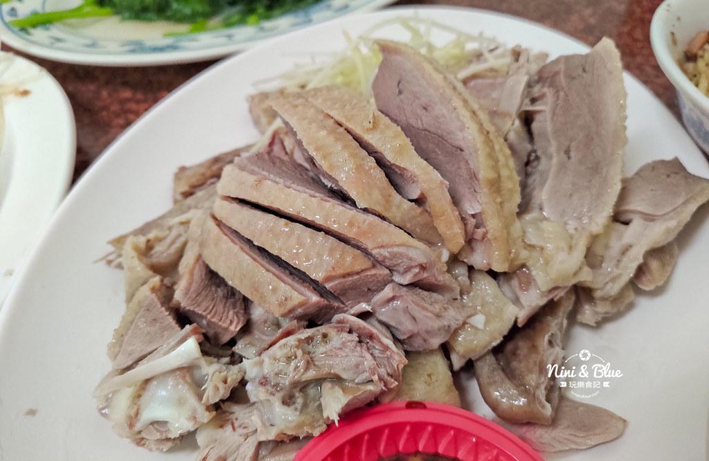 鳳記鵝肉老店 沙鹿美食12