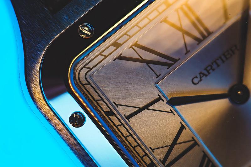 Cartier Santos|卡地亞 山度士