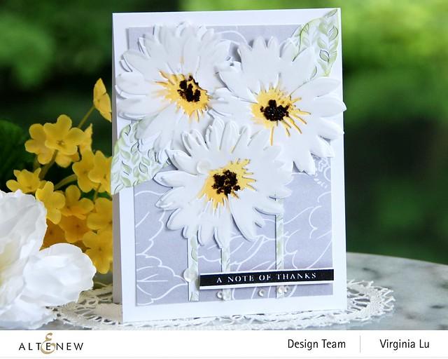 Altenew-Craft-a- Flower Daisy-Celebrate Paper Pad-0808 2020