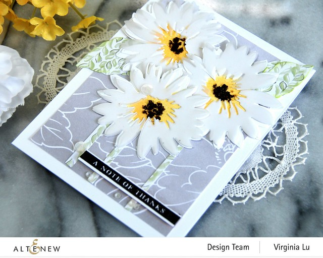 Altenew-Craft-a- Flower Daisy-Celebrate Paper Pad-0808 2020 (2)