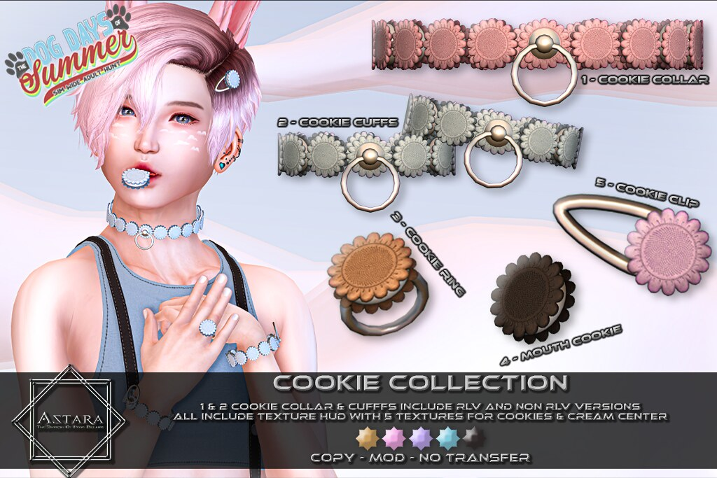 Astara – Cookie Collection