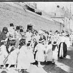 A Jewish religious gathering