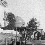 A mosque at Baghdad