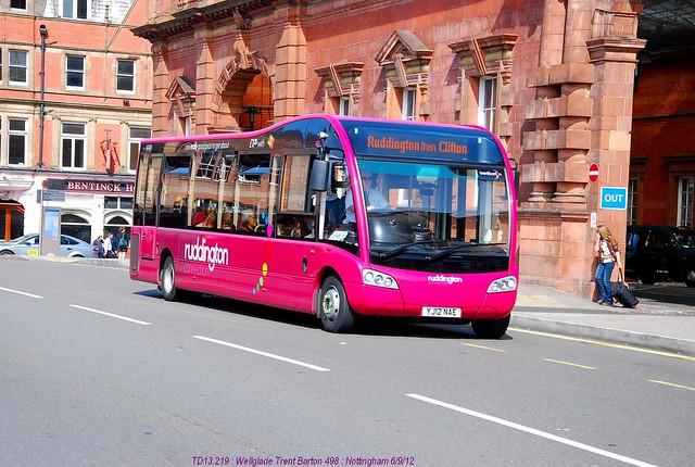 Trent 498 120906 Nottingham*