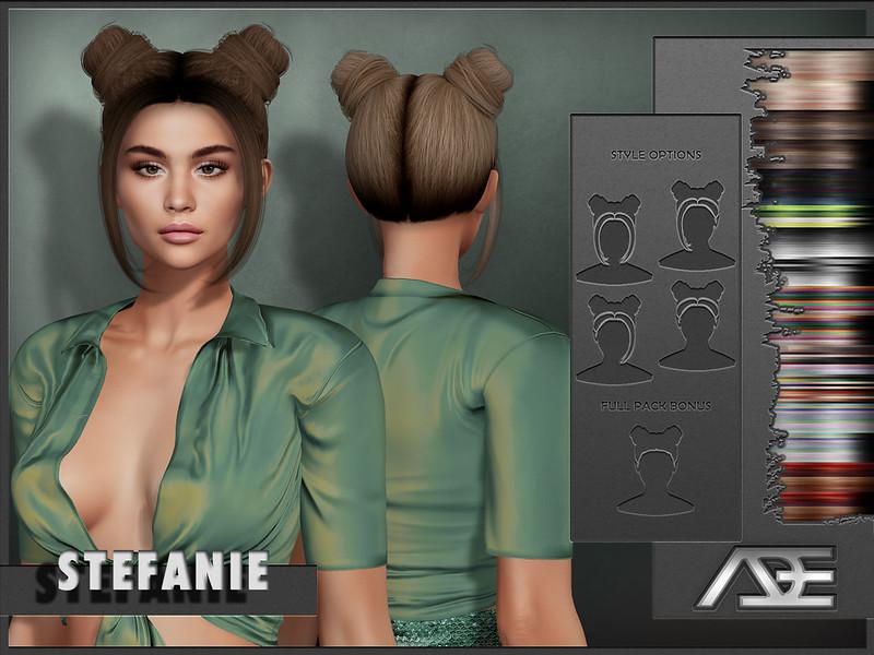 Stefanie Hairstyle @Anthem