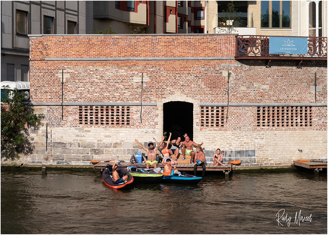 2 August 2020 - Corona crisis update from Ghent. It ain't over yet!