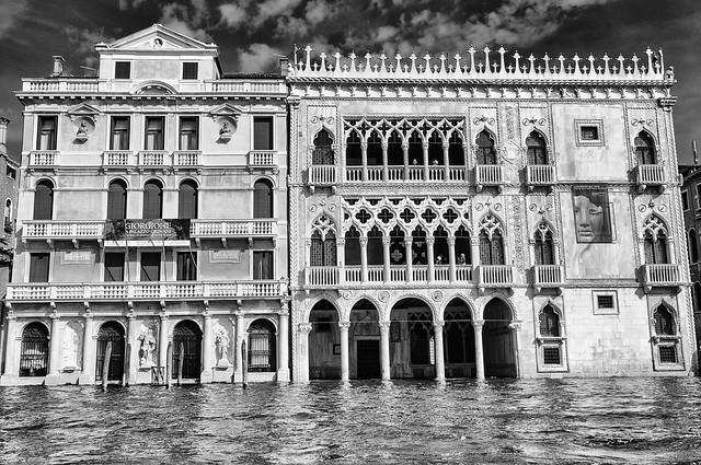 P.Giusti and Ca'd'Oro Venice