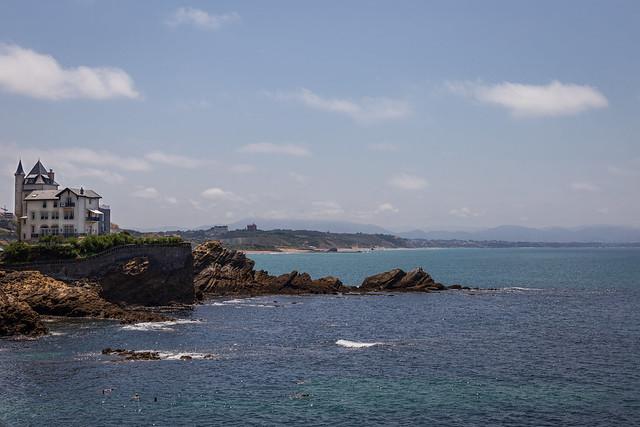 Biarritz city