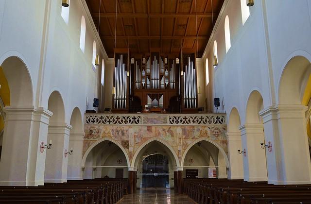 Moosburg - St. Kastulus Interior