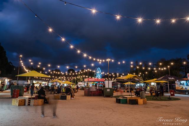 Inside: Food Truck Festival At Birrarung Marr (2)