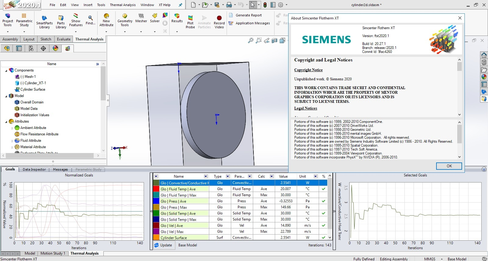 Working with Siemens Simcenter Flotherm XT 2020.1 full