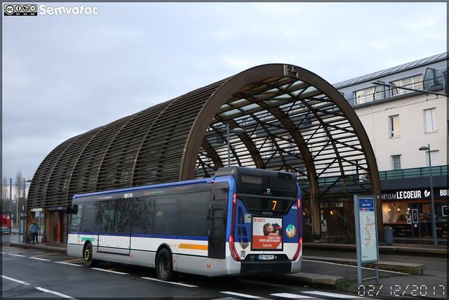 Iveco Bus Urbanway 12 – Keolis Caen / Twisto n°406