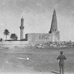 Sheikh Omar tomb outside city walls Baghdad