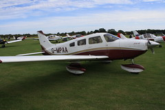 G-MPAA Piper PA-28-181 [2843539] Sywell 310819