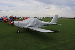G-MKEV Evektor EV-97 [2007-3126] Sywell 300819