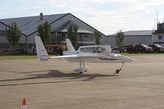 G-LEZE Rutan Long Ez [PFA 074A-10702] Sywell 300819