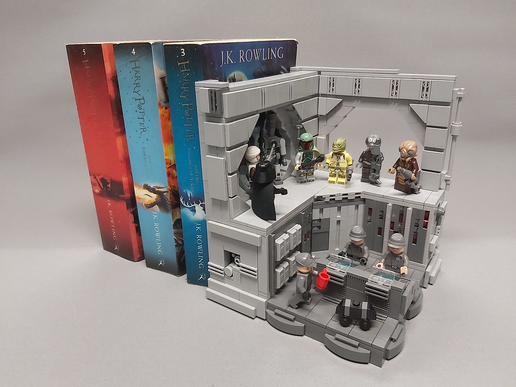 Executor Bridge Book End/Display Stand