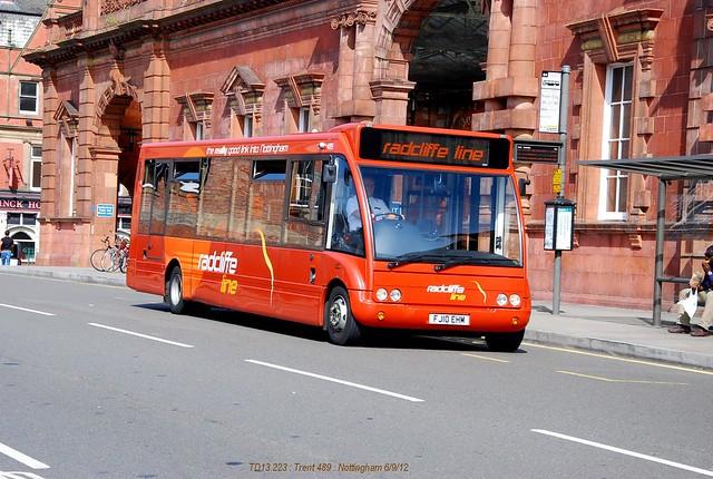 Trent 489 120906 Nottingham*