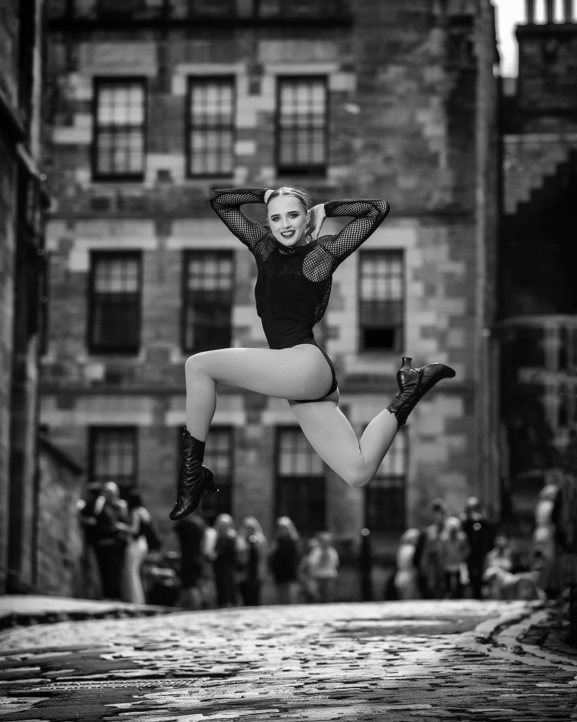 Kirsty in Edinburgh