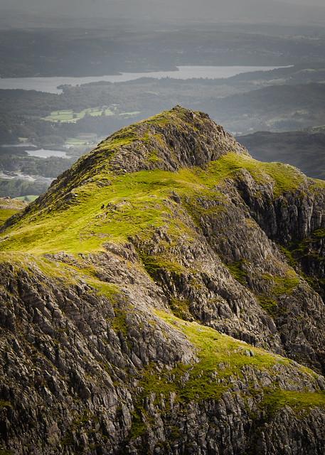 Loft Crag, Lake District