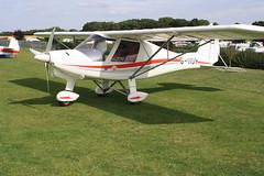 G-IIDR Ikarus Comco C-42 [1207-7220] Sywell 300819
