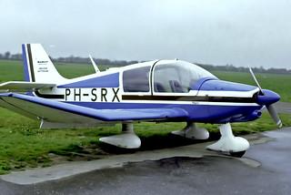 PH-SRX   Robin DR.400/140B Major 80 [1401] (Vliegclub Rotterdam) Lelystad~PH 30/08/1996