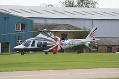 G-MUZZ Agusta Westland AW-109SP [22325] Sywell 300819