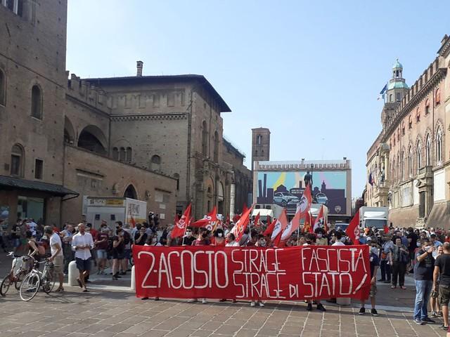2 agosto 2020: 40 anni dalla strage fascista alla stazione