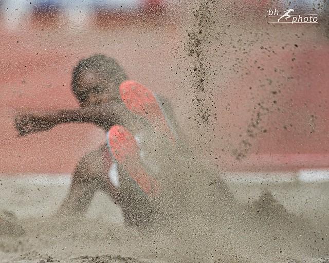 Sandstorm....