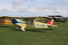 G-LOCH Piper L-4J [12687] Sywell 310819