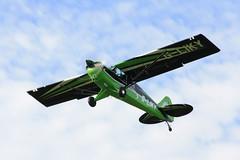 G-LIKY Aviat Husky A-1C [3254] Sywell 300819