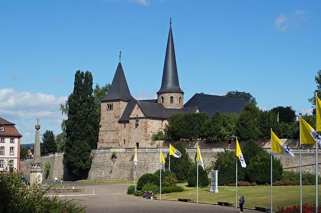 2020-07-21 171; Deutschlandtour; Fulda, Michaelskirche