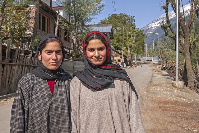 Friends - Kashmir 2010