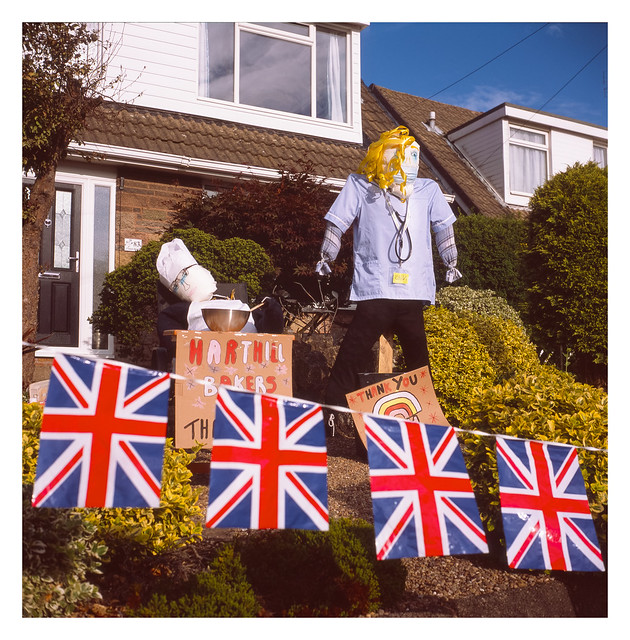 Harthill scarecrows-8