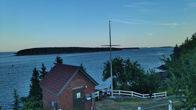 Owl's Head Bay, Maine