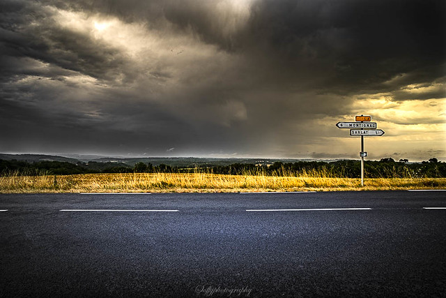 L'orage - The storm