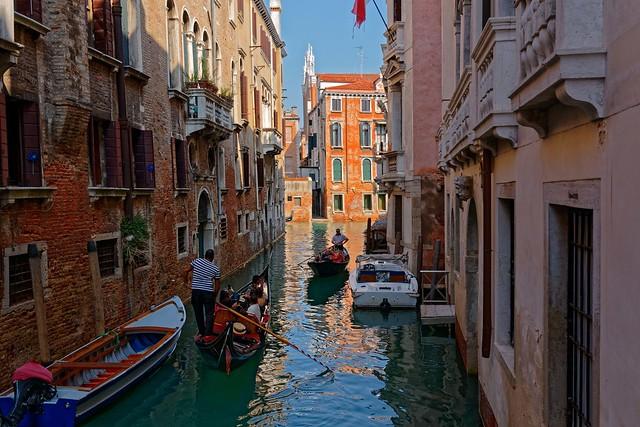 Venezia / Rio del Pestrin