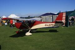 G-LEPR Aeropro Eurofox 3K [56519] Sywell 010919