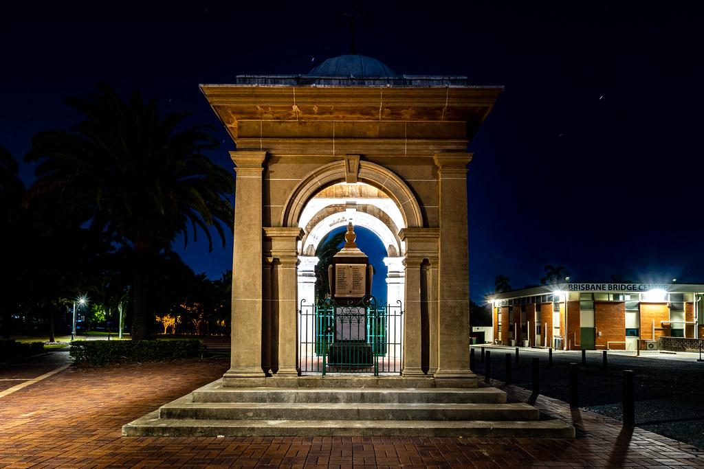 Yeronga War Memorial (Yeronga Memorial Park, South East Queensland)