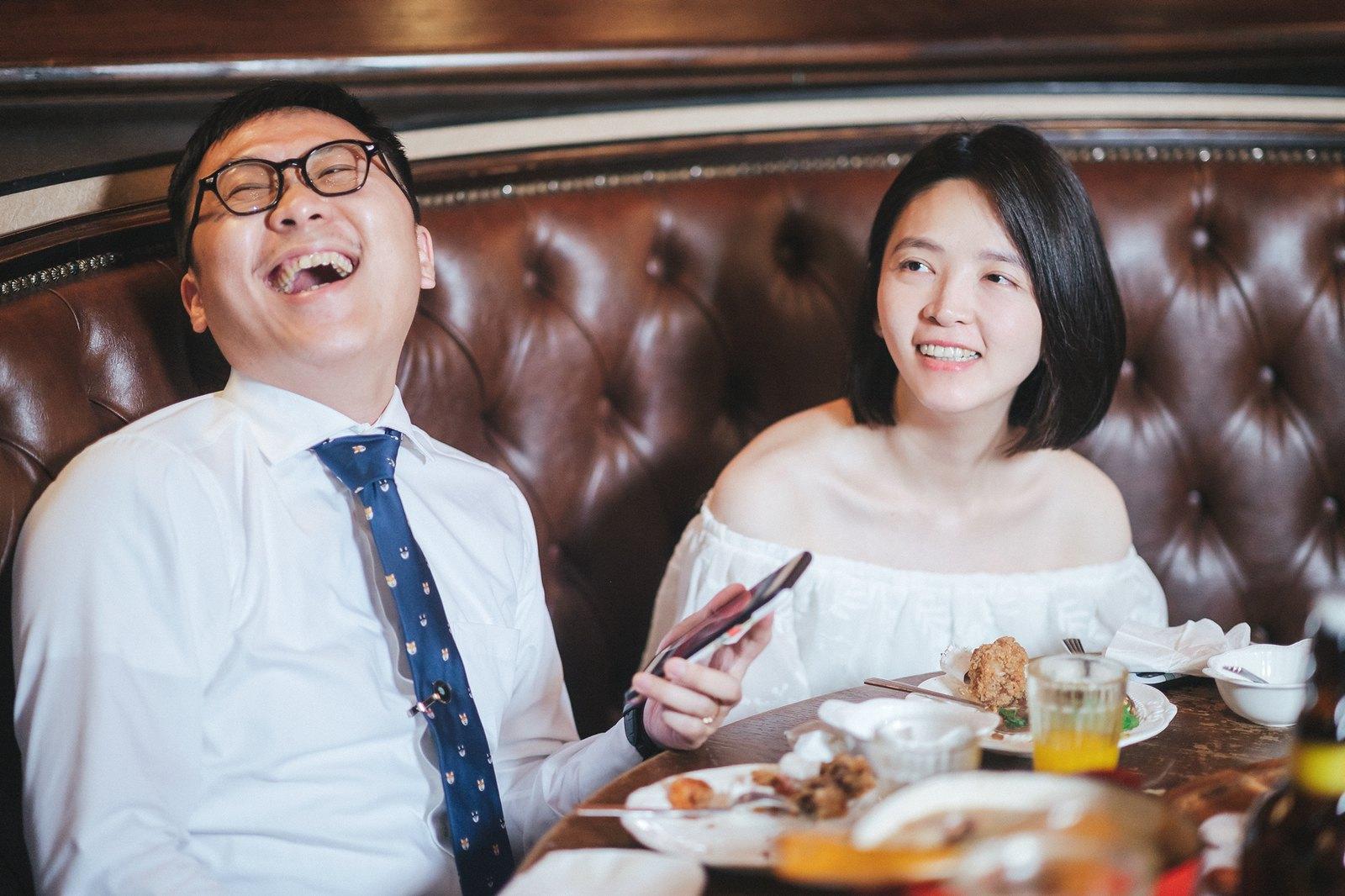 【婚攝】Jason & Betty / 金色三麥(美麗華店)