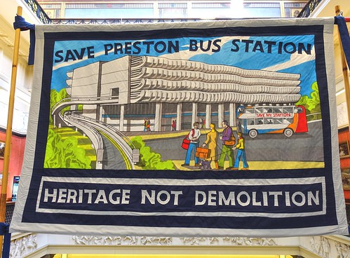 Heritage not Demolition | by Tony Worrall