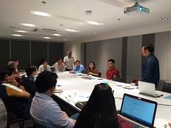 RE Academy Curriculum development workshop (July 30-31, 2019)