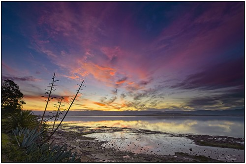 steveselbyphotography steev steveselby pentax pentaxk1 pentaxdfa1530wr sunset lakeillawarra lake landscape water reflections clouds weather topazdenoise topaz on1photoraw2020 stacked nofilters luminar luminar4