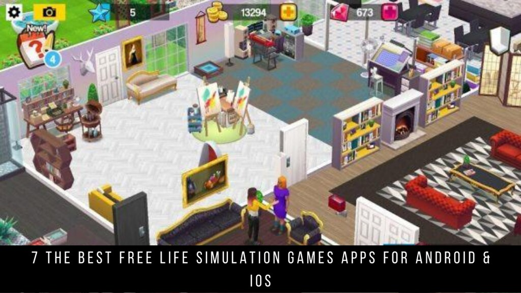 7 The Best Free Life Simulation Games Apps For Android & iOS