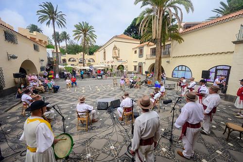 Regreso del Folklore al Pueblo Canario