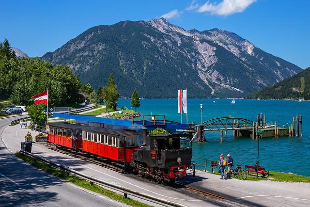Achenseebahn Panorama