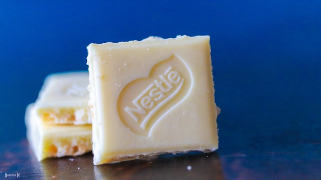 #WhiteChocolate #MacroMondays - 8708