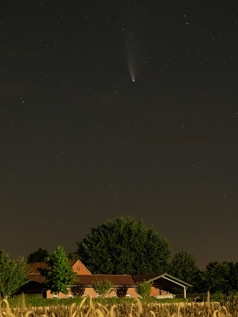 Komet Neowise 2020-07-21